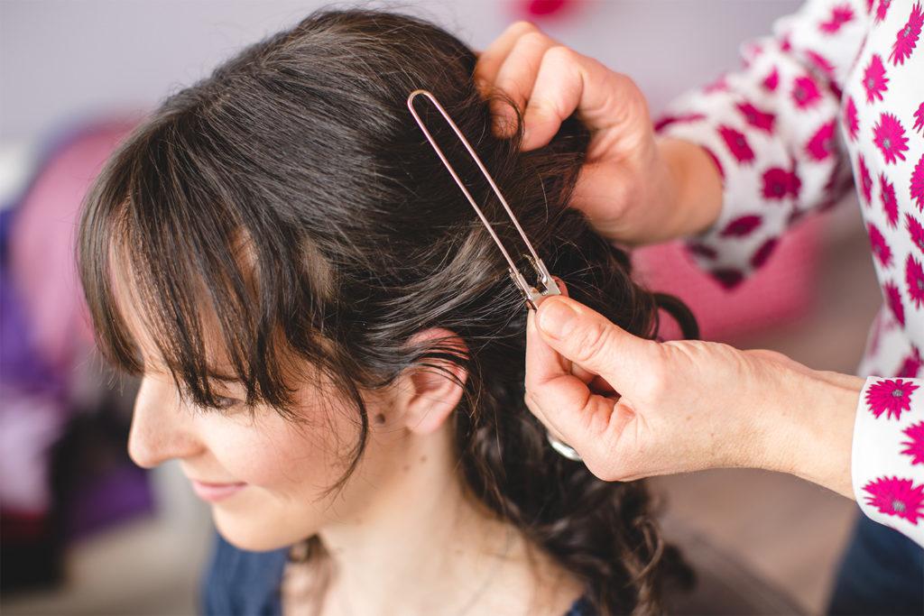 Frisurenberatung