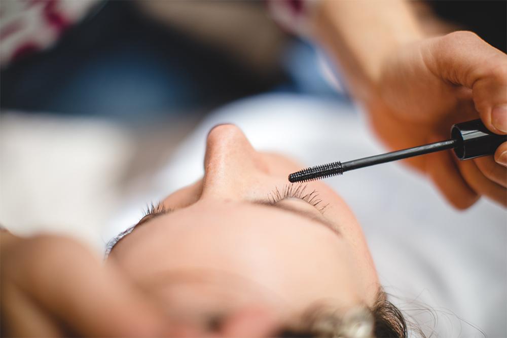 Make - Up Beratung schminken